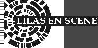 Lilas en Scene logo N&B 200 largeur